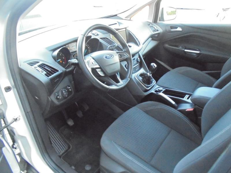 Ford C-Max 1.5 TDCi 95ch Stop&Start Trend Business Euro6.2 Gris occasion à Corbeil-Essonnes - photo n°12