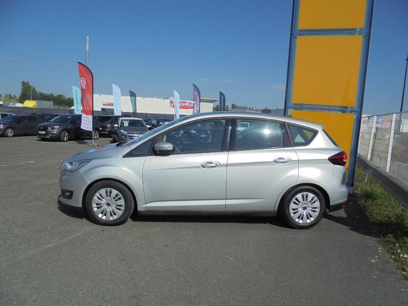 Ford C-Max 1.5 TDCi 95ch Stop&Start Trend Business Euro6.2 Gris occasion à Corbeil-Essonnes - photo n°4
