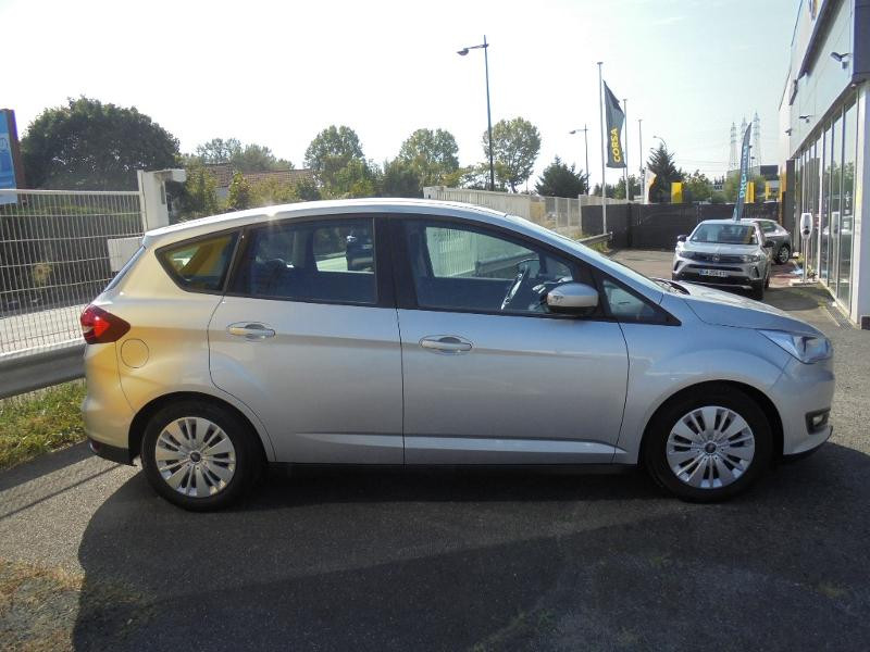 Ford C-Max 1.5 TDCi 95ch Stop&Start Trend Business Euro6.2 Gris occasion à Corbeil-Essonnes - photo n°6