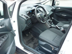 Ford C-Max 1.6 TDCi 110ch DPF Titanium Blanc occasion à Portet-sur-Garonne - photo n°5
