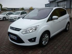 Ford C-Max Blanc, garage LOOK AUTOS à Portet-sur-Garonne