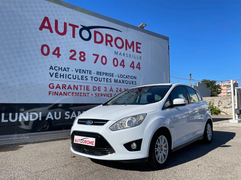 Ford C-Max occasion 2013 mise en vente à Marseille 10 par le garage AUTODROME - photo n°1