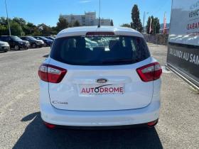 Ford C-Max 1.6 TDCi 115ch FAP Titanium - 44 000 Kms Blanc occasion à Marseille 10 - photo n°7