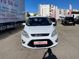 Ford C-Max 1.6 TDCi 115ch FAP Titanium - 44 000 Kms Blanc occasion à Marseille 10 - photo n°2
