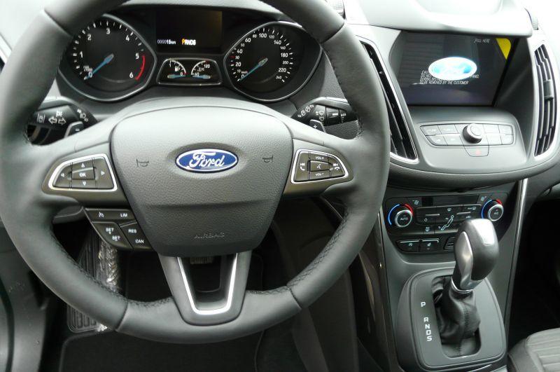 Ford C-Max 2.0 TDCI Titanium Blanc occasion à Beaupuy - photo n°6