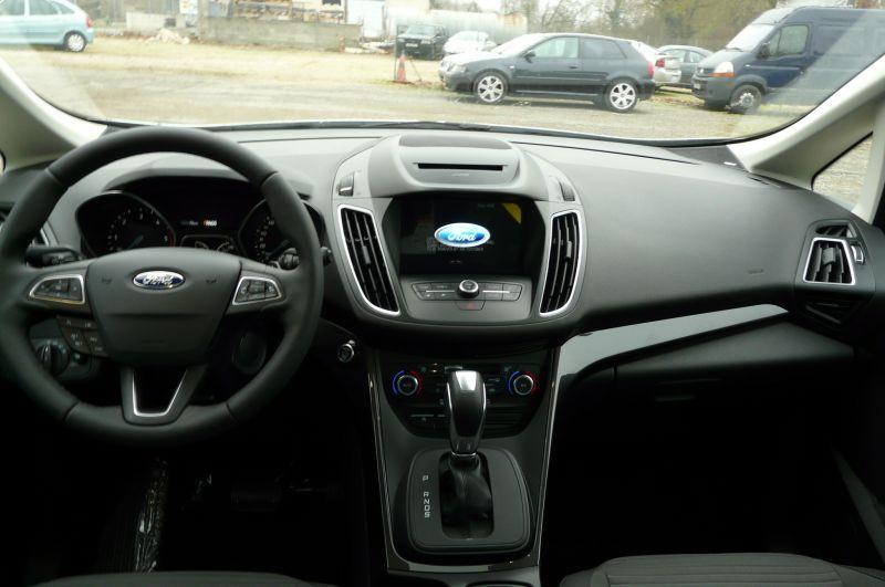 Ford C-Max 2.0 TDCI Titanium Blanc occasion à Beaupuy