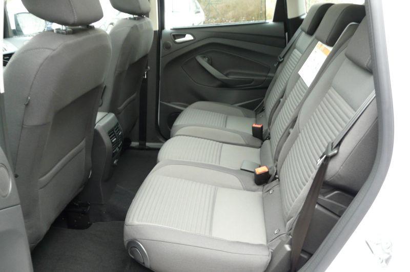Ford C-Max 2.0 TDCI Titanium Blanc occasion à Beaupuy - photo n°9