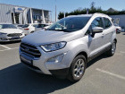 Ford EcoSport 1.0 EcoBoost 100ch Titanium Euro6.2 Gris à Fleury-les-Aubrais 45