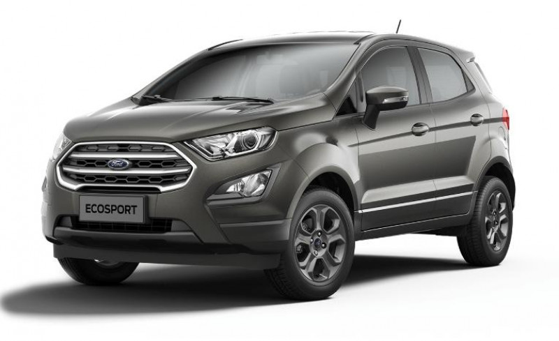 Ford EcoSport 1.0 EcoBoost 100ch Trend Euro6.2 Gris occasion à ANNECY