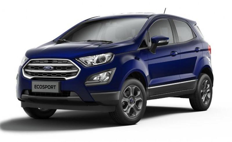 Ford EcoSport 1.0 EcoBoost 100ch Trend Euro6.2 Bleu occasion à AVIGNON