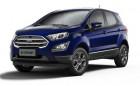Ford EcoSport 1.0 EcoBoost 100ch Trend Euro6.2 Bleu à MANOSQUE 04