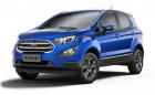 Ford EcoSport 1.0 EcoBoost 125ch ST-Line BVA6 Euro6.2 Bleu à VILLE LA GRAND 74