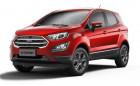 Ford EcoSport 1.0 EcoBoost 125ch ST-Line BVA6 Euro6.2 Rouge à AIX-EN-PROVENCE 13