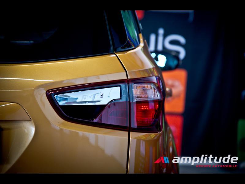 Ford EcoSport 1.0 EcoBoost 125ch ST-Line Euro6.2 Orange occasion à Chenôve - photo n°8