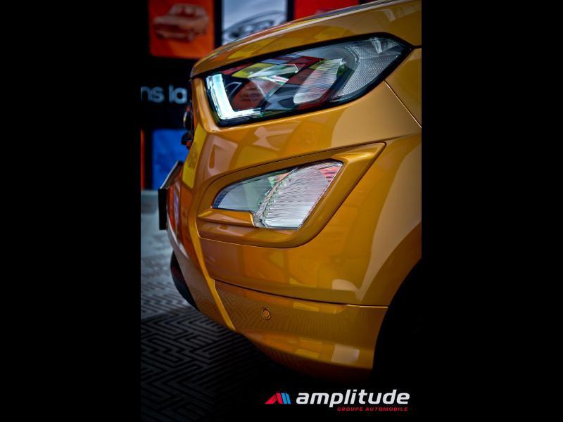 Ford EcoSport 1.0 EcoBoost 125ch ST-Line Euro6.2 Orange occasion à Chenôve - photo n°12