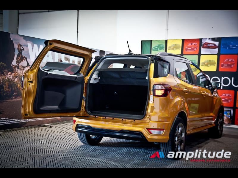 Ford EcoSport 1.0 EcoBoost 125ch ST-Line Euro6.2 Orange occasion à Chenôve - photo n°10