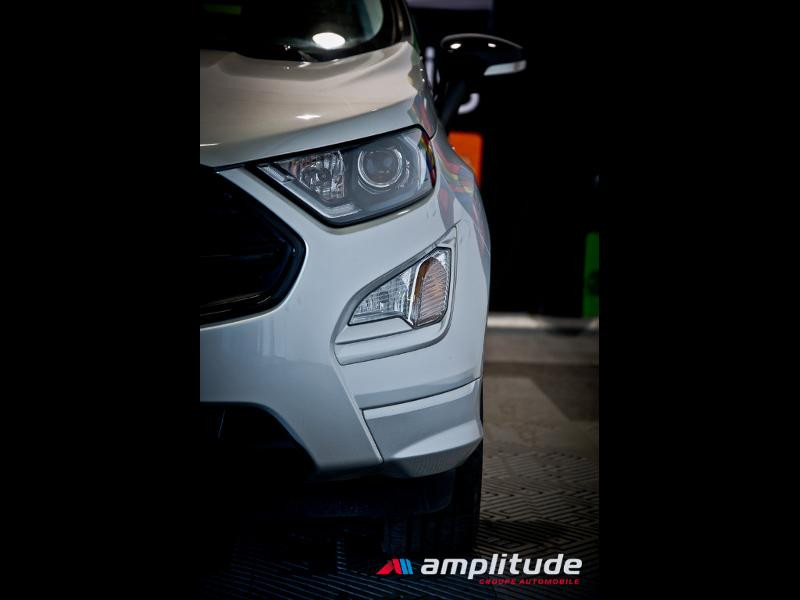 Ford EcoSport 1.0 EcoBoost 125ch ST-Line Euro6.2 Gris occasion à Beaune - photo n°14
