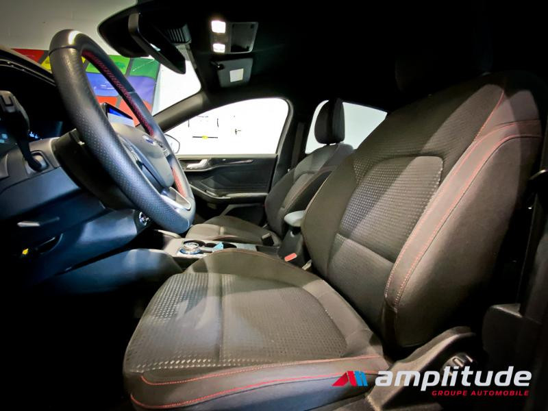 Ford EcoSport 1.0 EcoBoost 125ch ST-Line Euro6.2 Gris occasion à Beaune - photo n°18