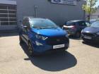 Ford EcoSport 1.0 EcoBoost 125ch ST-Line Euro6.2 Bleu à Dijon 21