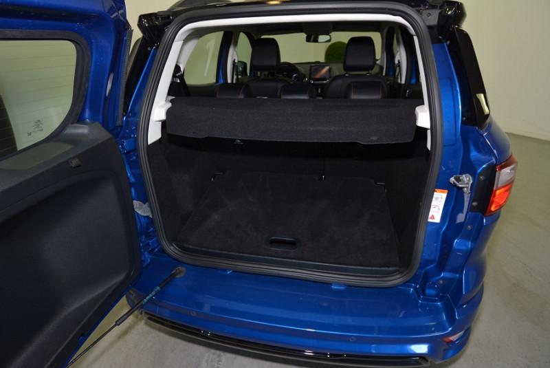 Ford EcoSport 1.0 ECOBOOST 125CH ST-LINE EURO6.2 Bleu occasion à Quimper - photo n°6