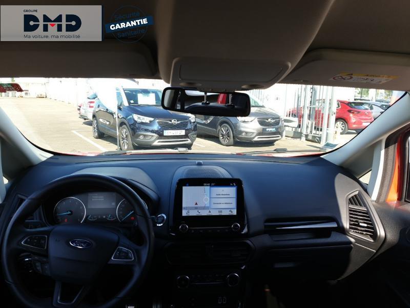 Ford EcoSport 1.0 EcoBoost 125ch ST-Line Rouge occasion à Rezé - photo n°5