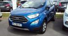 Ford EcoSport 1.0 EcoBoost 125ch Titanium Business Euro6.2 Bleu à Thillois 51