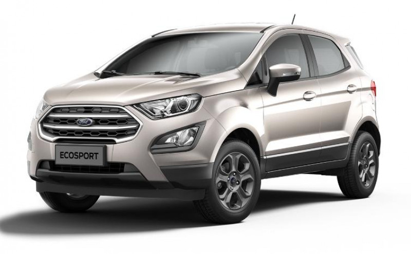 Ford EcoSport 1.0 EcoBoost 125ch Titanium Business  occasion à CARCASSONNE