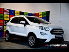 Ford EcoSport 1.0 EcoBoost 125ch Titanium Business Blanc à Dijon 21