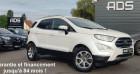 Ford EcoSport 1.0 EcoBoost 125ch Titanium BVA6 Blanc à Diebling 57