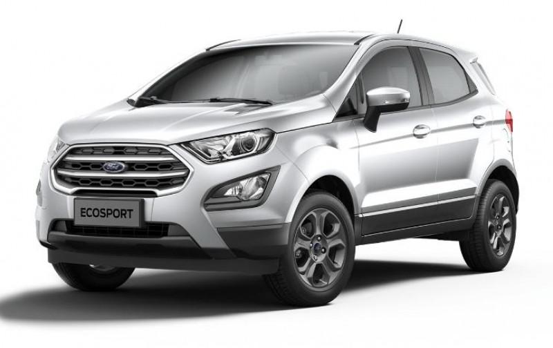 Ford EcoSport 1.0 EcoBoost 125ch Titanium Euro6.2 Gris occasion à ALBERTVILLE