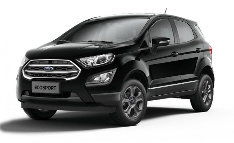 Ford EcoSport 1.0 EcoBoost 125ch Titanium Euro6.2 Noir occasion à AIX-EN-PROVENCE