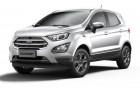 Ford EcoSport 1.0 EcoBoost 125ch Titanium Euro6.2 Gris à PUGET SUR ARGENS 83