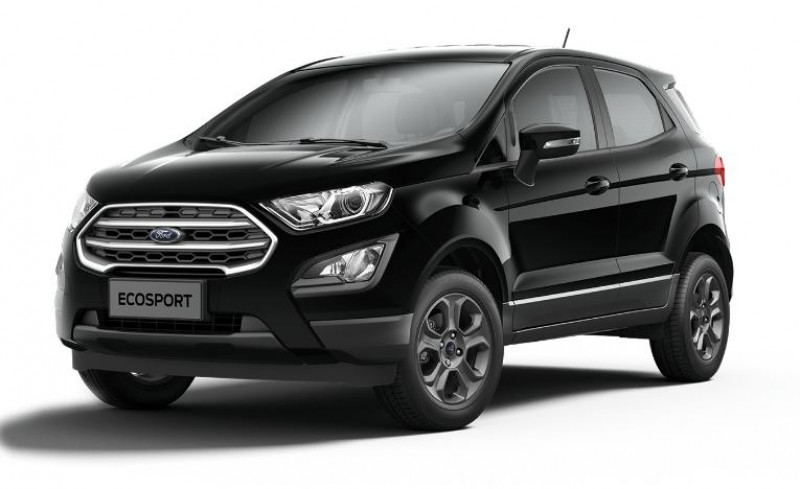 Ford EcoSport 1.0 EcoBoost 125ch Titanium Euro6.2 Noir occasion à TOULON