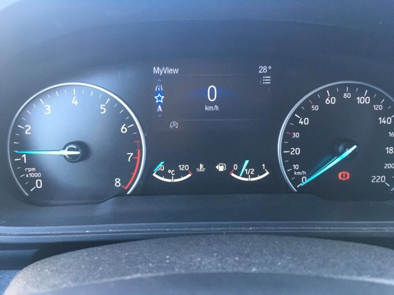 Ford EcoSport 1.0 EcoBoost 125ch Titanium Euro6.2 Marron occasion à Varennes-Vauzelles - photo n°18