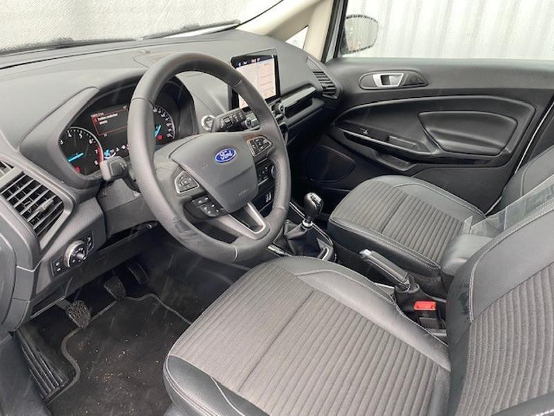 Ford EcoSport 1.0 EcoBoost 125ch Titanium Euro6.2 Blanc occasion à Varennes-Vauzelles - photo n°16