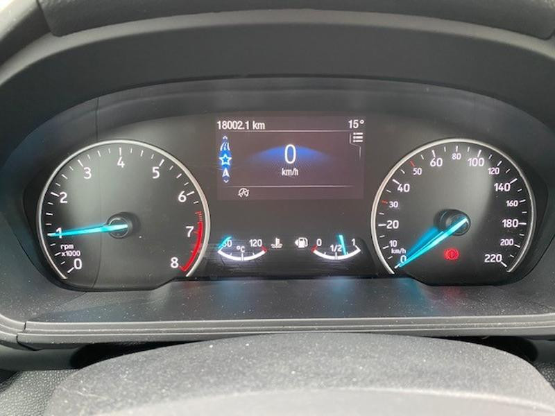 Ford EcoSport 1.0 EcoBoost 125ch Titanium Euro6.2 Blanc occasion à Varennes-Vauzelles - photo n°7