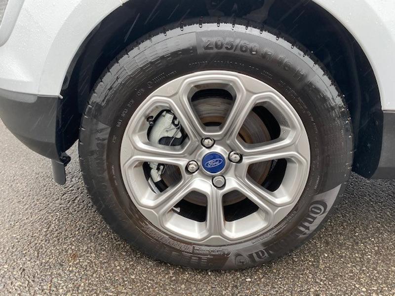 Ford EcoSport 1.0 EcoBoost 125ch Titanium Euro6.2 Blanc occasion à Varennes-Vauzelles - photo n°15