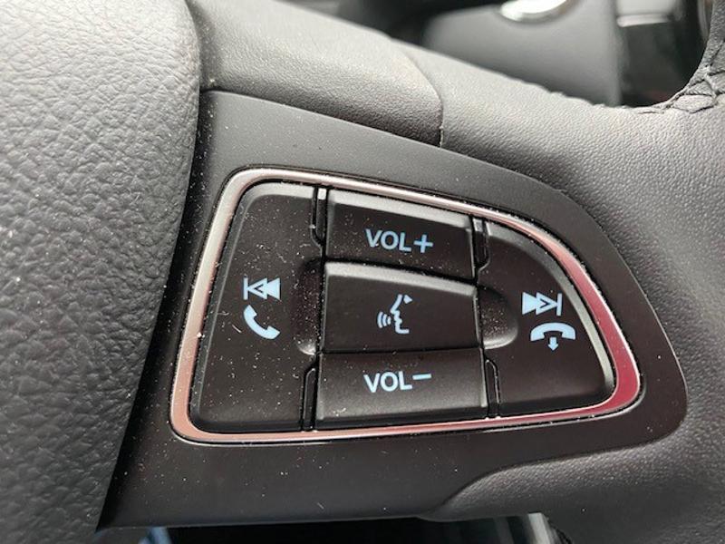 Ford EcoSport 1.0 EcoBoost 125ch Titanium Euro6.2 Blanc occasion à Varennes-Vauzelles - photo n°9