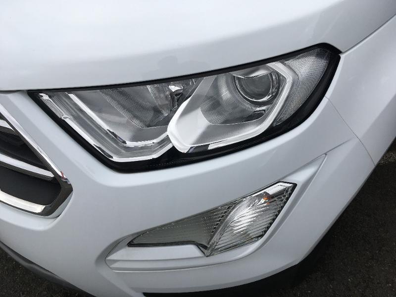 Ford EcoSport 1.0 EcoBoost 125ch Titanium Euro6.2 Blanc occasion à Varennes-Vauzelles - photo n°20