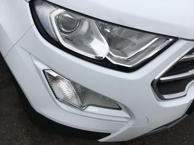 Ford EcoSport 1.0 EcoBoost 125ch Titanium Euro6.2 Blanc occasion à Varennes-Vauzelles - photo n°19