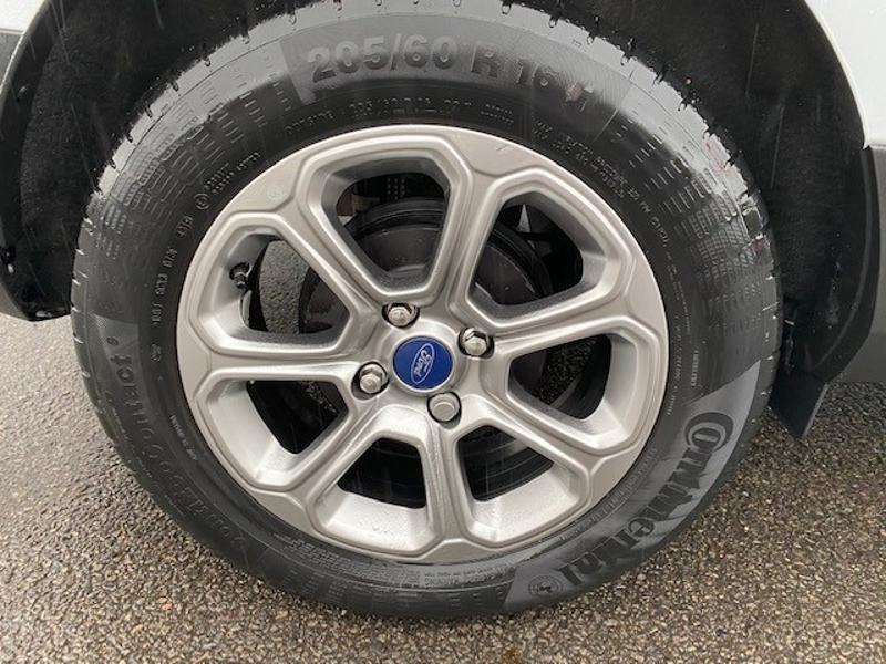 Ford EcoSport 1.0 EcoBoost 125ch Titanium Euro6.2 Blanc occasion à Varennes-Vauzelles - photo n°14