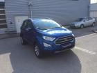 Ford EcoSport 1.0 EcoBoost 125ch Titanium Euro6.2 Bleu à Beaune 21