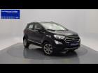 Ford EcoSport 1.0 EcoBoost 125ch Titanium Euro6.2 Noir à Sens 89