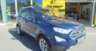 Ford EcoSport 1.0 EcoBoost 125ch Titanium Bleu à vert-saint-denis 77