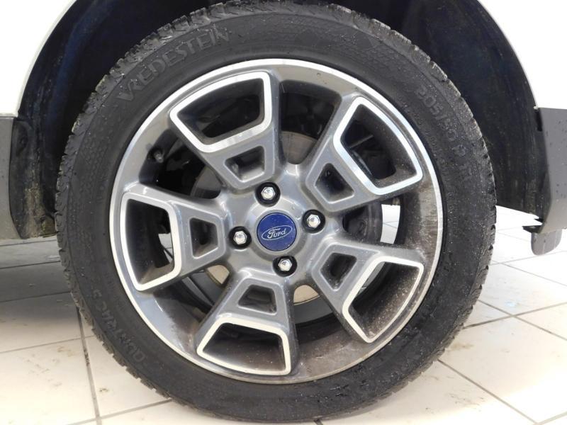 Ford EcoSport 1.0 EcoBoost 125ch Titanium Blanc occasion à Castres - photo n°5