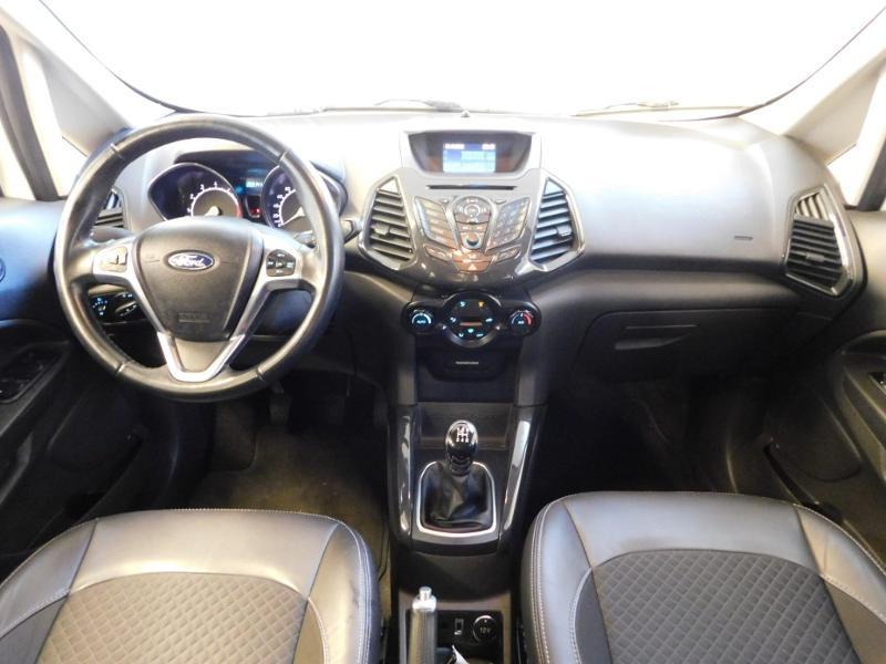 Ford EcoSport 1.0 EcoBoost 125ch Titanium Blanc occasion à Castres - photo n°2