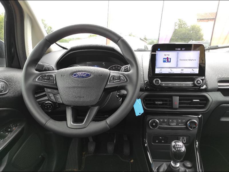 Ford EcoSport 1.0 EcoBoost 125ch Titanium  occasion à Beaune - photo n°12