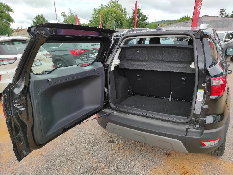 Ford EcoSport 1.0 EcoBoost 125ch Titanium  occasion à Beaune - photo n°8