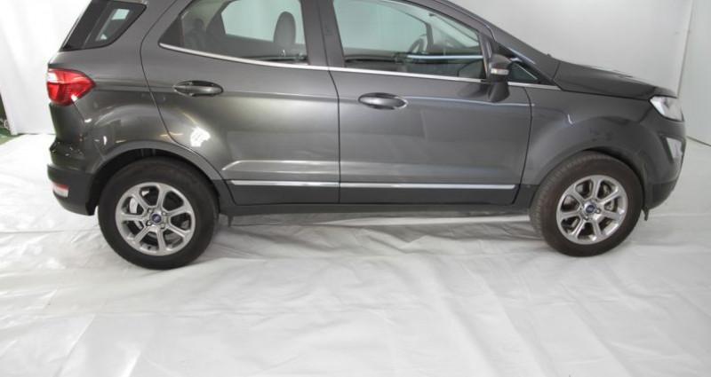 Ford EcoSport 1.0 ecoboost 125cv titanium 2 Gris occasion à Neuilly Sur Seine - photo n°6