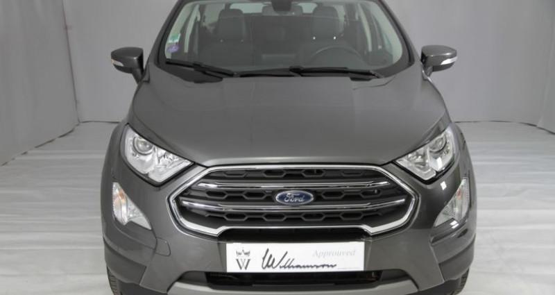 Ford EcoSport 1.0 ecoboost 125cv titanium 2 Gris occasion à Neuilly Sur Seine - photo n°2